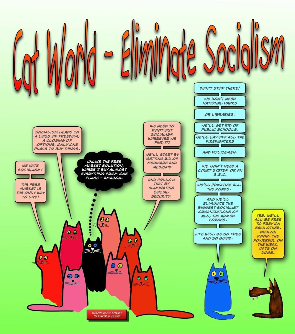 Eliminate Socialism