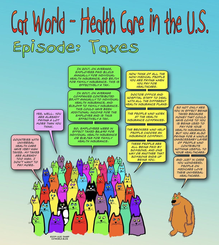 Health Care: Taxes